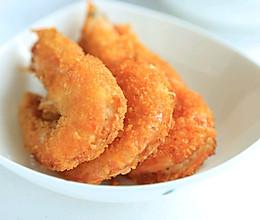 #母亲节,给妈妈做道菜#炸大虾的做法