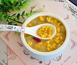 西式土豆玉米浓汤的做法