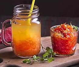 小羽私厨之蜂蜜柚子茶的做法