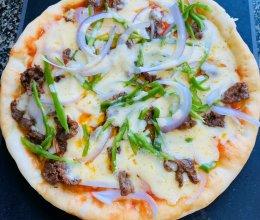 披萨披萨so easy的做法