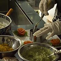 小薇de美食|圣诞海鲜寿司的做法图解7