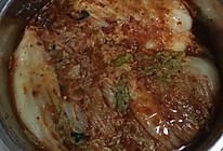 辣白菜酱料的做法