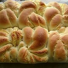 普通面粉版快手椰蓉面包