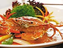 新加坡黑椒螃蟹的做法