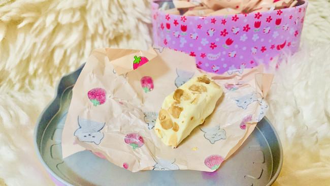 自制牛轧糖(电饭锅版)的做法