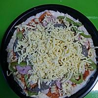自己做披萨的做法图解3