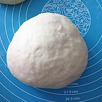 豆沙手撕面包#方太蒸爱行动#的做法图解2