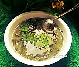 #硬核菜谱制作人#韩式海带汤的做法
