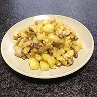 土豆烧鲍鱼