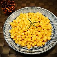 咸蛋黄炒玉米的做法图解6