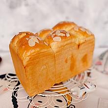 用椰奶做的芝士奶酥手撕面包(吐司)