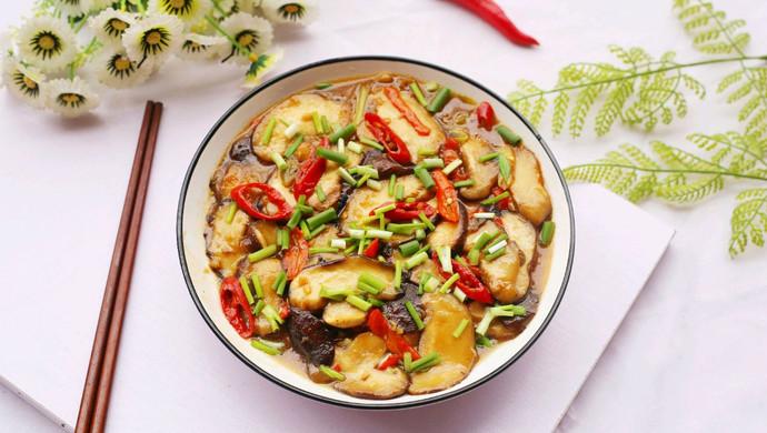 【新品】拿肉都不换的素炒香菇