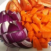 番茄胡萝卜炖牛腩的做法图解4