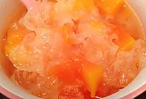 冰糖银耳炖木瓜的做法