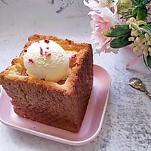 蜂蜜厚多士 冰淇淋面包