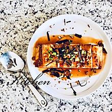 简单风味家常菜-香煎豆腐#中式减脂餐#