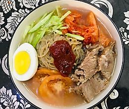 韩式冷面(冬日的一股清流)的做法