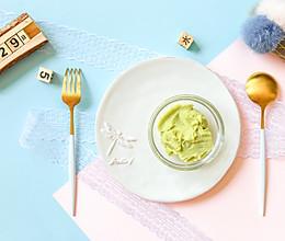 辅食日志 | 豌豆山药泥米糊的做法