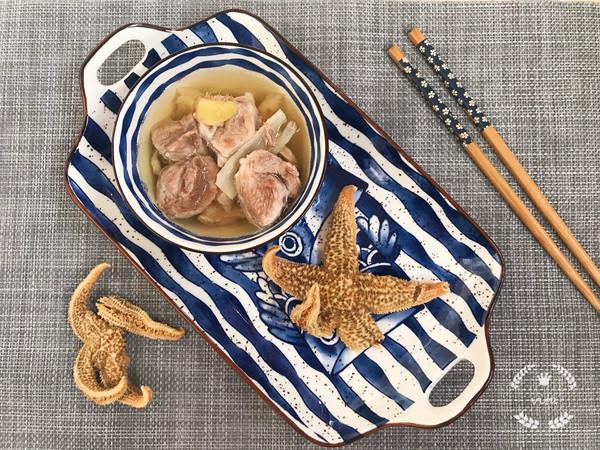 #520,美食撩动TA的心!#海星玉竹麦冬炖瘦肉的做法