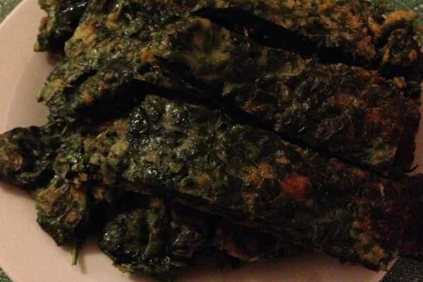 野菜煎饼的做法