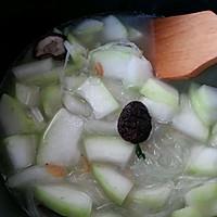 虾皮冬瓜粉丝汤--减肥去湿圣品的做法图解3