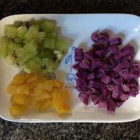 椰汁双薯西米露的做法图解3