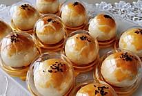 #我为奥运出食力#蛋黄酥的做法