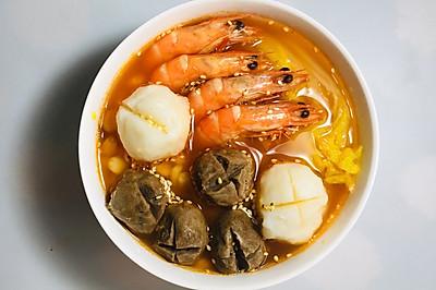 韩国牛肉汤冷面