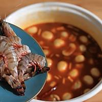 【冬阴功汤】——给传统家宴来点洋味的做法图解11