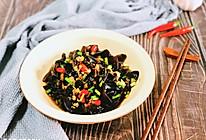 #硬核菜谱制作人#开胃凉菜—凉拌木耳的做法