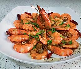 爆炒罗氏沼虾(Shrimp)的做法