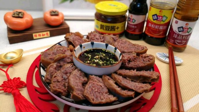 年夜饭硬菜~酱香牛肉