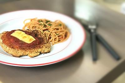 【意式经典】帕玛森鸡排 Chicken Parmesan