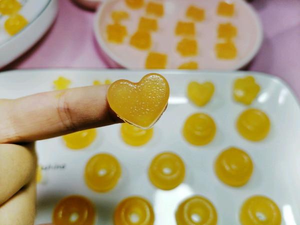 超有嚼劲的美食锅QQ糖的做法