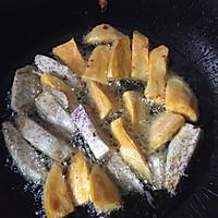 反沙芋头番薯(潮汕名食)的做法图解1