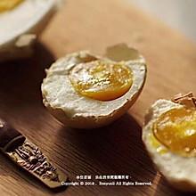 腌咸蛋 |一颗蛋养活了万千网红美食