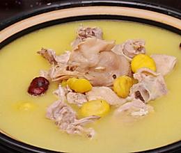 板栗炖鸡:简单又养生的做法