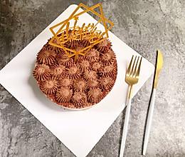 醇厚浓郁的巧克力慕斯蛋糕的做法