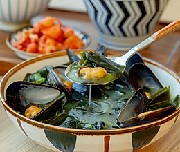 #秋天怎么吃#韩式海带汤|补铁补血的做法