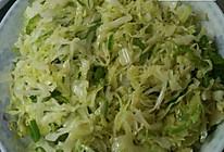 翠玉包菜的做法