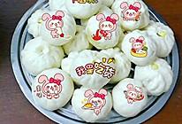 胡萝卜玉米香菇猪肉包子的做法