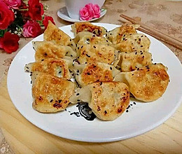 快速煎饺的做法