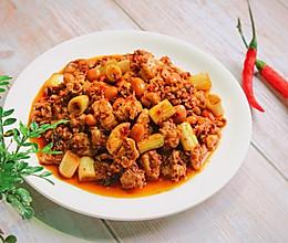 #硬核菜谱制作人#特色下酒菜——红油兔丁的做法
