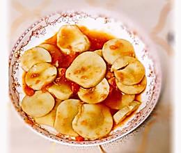 蚝油茄汁杏鲍菇的做法