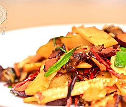 迷迭香美食| 冬笋炒腊肉的做法