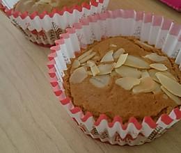 无添加扁桃仁可可纸杯蛋糕的做法