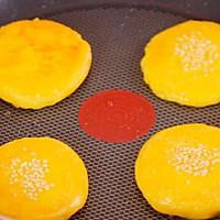 糯米红薯饼的做法图解9