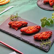蜂蜜椰香烤鸡翅