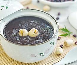 陈皮莲子红豆沙的做法