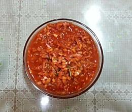 韩国白萝卜小菜的做法